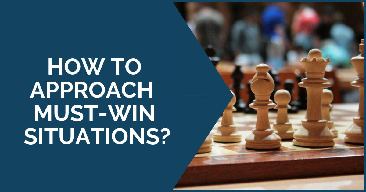 must win situations in chess