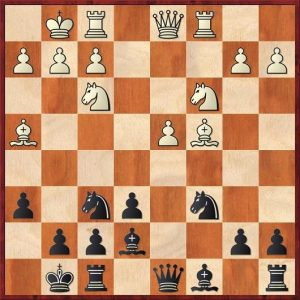 isolated queens pawn 1