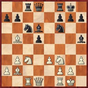 isolated queens pawn 3
