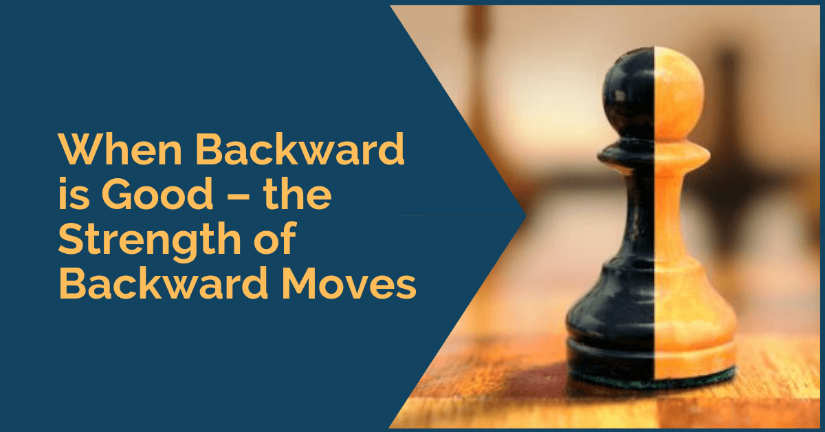 backward pawn is good