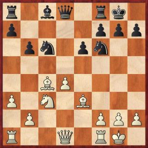 isolated pawn - position 2