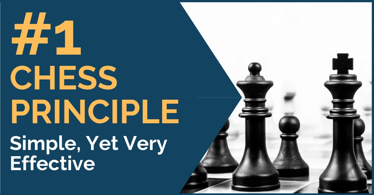 number 1 chess principle