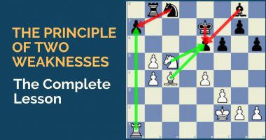 The Principle of Two Weaknesses – Complete Lesson