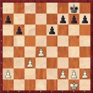 c3-d4 pawn structure