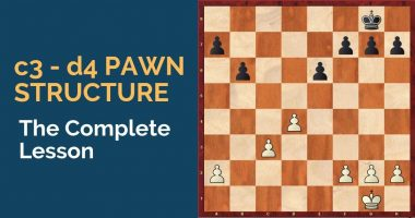 The c3+d4 Pawn Structure – Complete Lesson