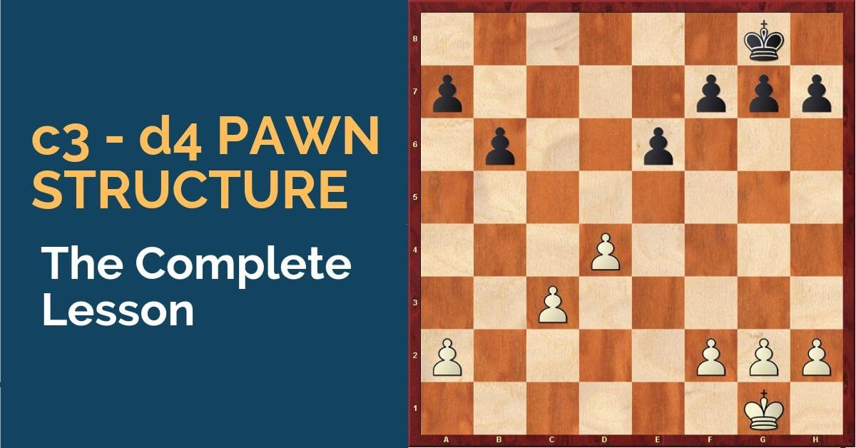 c3-d4 pawn structure full