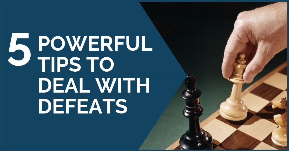 5 tips to deal with chess defeats