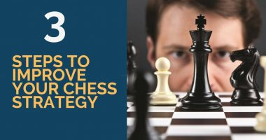 3 Steps to Improve Your Chess Strategy