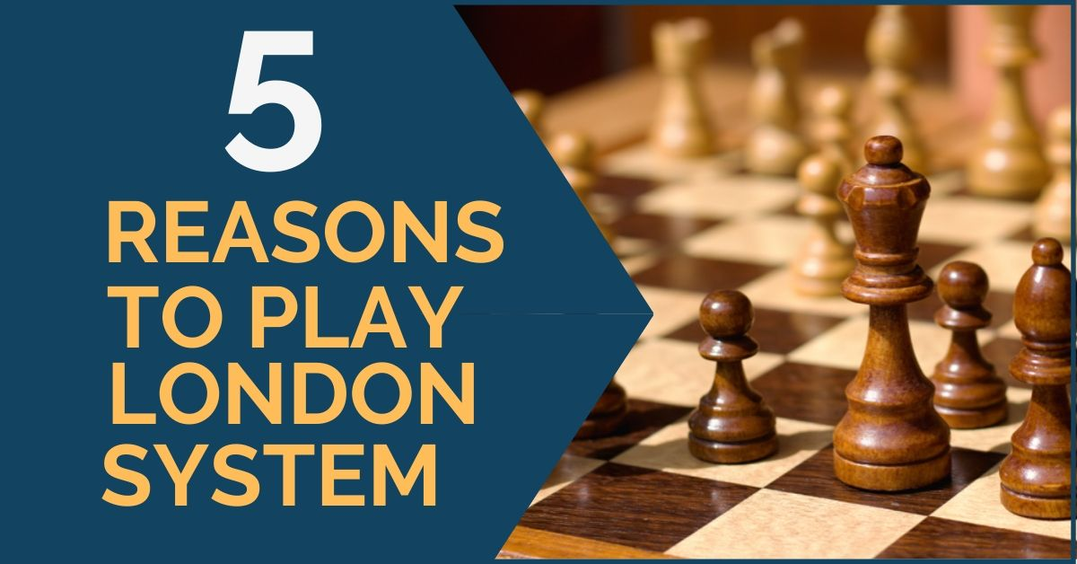 5 reasons to play london