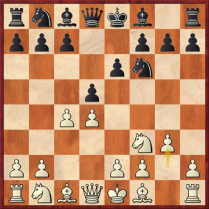 1.d4 – d5 2.c4 – e6 3.Nf3 – Nf6 4.g3