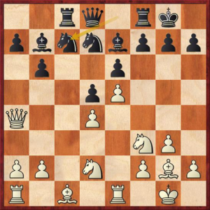 Grachev, B – Simonian, T, RUS-ch, 2014 White to play