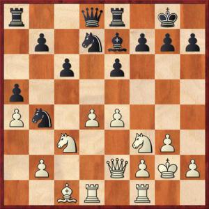 Aronian, L – Zhao, Z, Khanty-Mansysk (ol), 2010 White to play