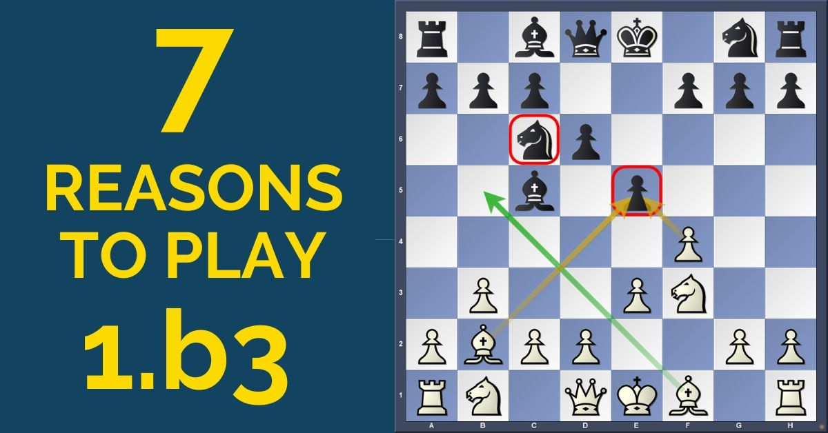 7 Reasons to Play 1.b3
