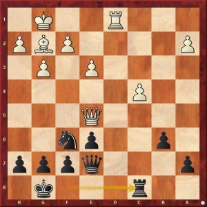 Vdvodin, M – Esipenko, A, Russia, 2018 White to play