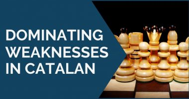 Dominating Weaknesses in the Catalan
