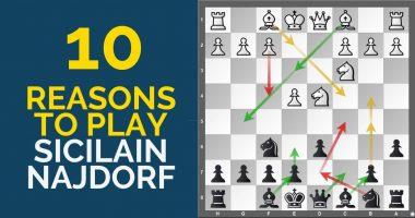 10 Reasons to Play Najdorf Sicilian