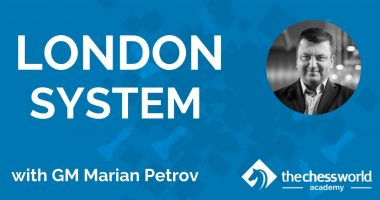 London System with GM Marian Petrov [TCW Academy]