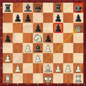 chess strategy - attacking weak pawns