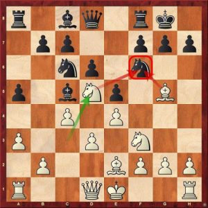 chess strategy - avoid splitting your pawns