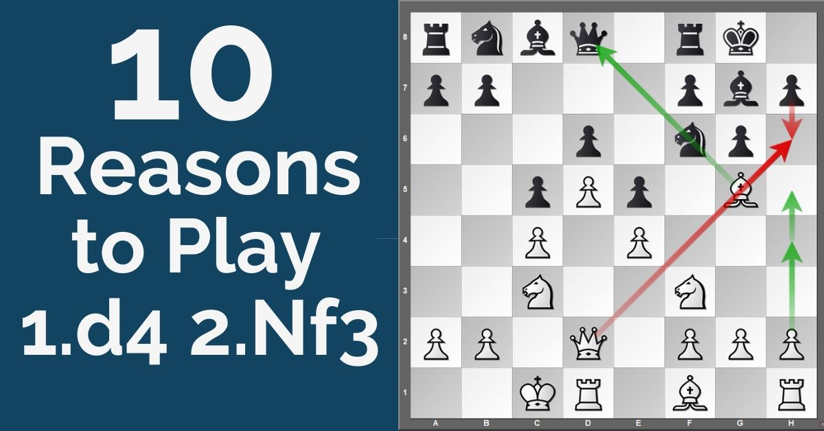 10 reasons to play d4 nf3