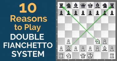 10 Reasons to Play Double Fianchetto System