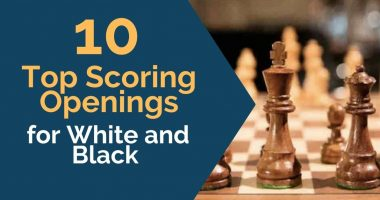 10 Top Scoring Chess Openings for White and Black