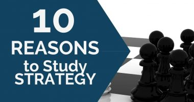 10 Reasons to Study Strategy for Club Players