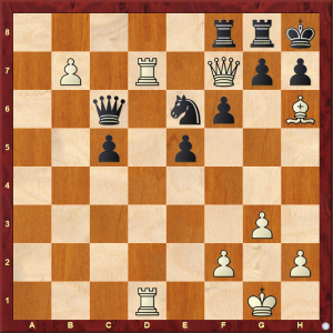 Passed Pawns in Middlegames: Morozevich-Nikolic