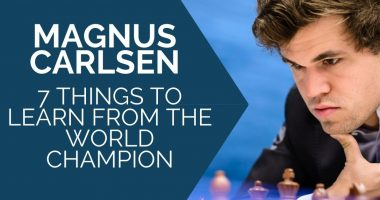 Magnus Carlsen: 7 Things to Learn from the World Champion