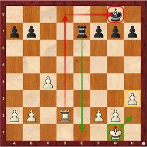 Chess Tactics back rank