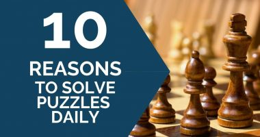 10 Reasons to Solve Chess Puzzles Daily
