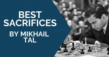 Best Sacrifices Played by Mikhail Tal