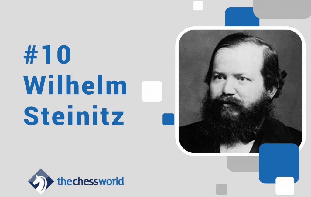 best chess players wilhelm steinitz