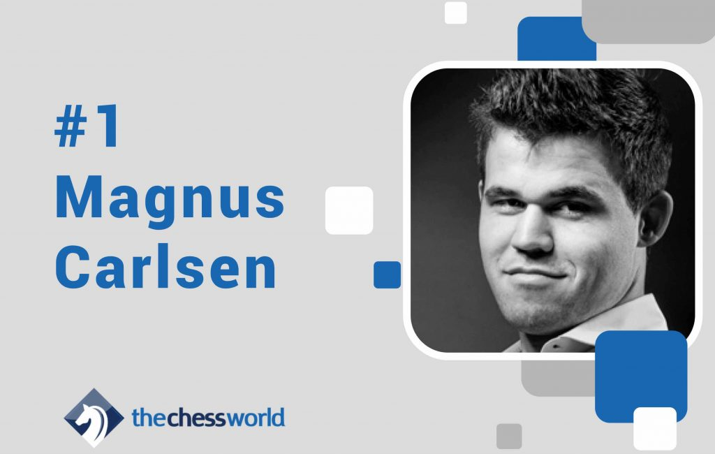 best chess players magnus carlsen