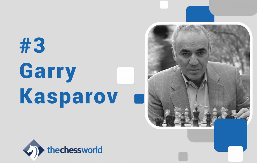 best chess players garry kasparov