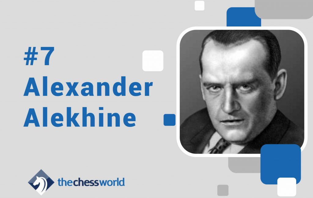 best chess players alexander alekhine