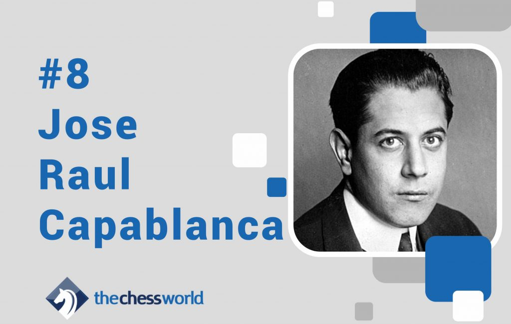 best chess players jose raul capablanca