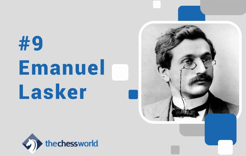 best chess players emanuel lasker