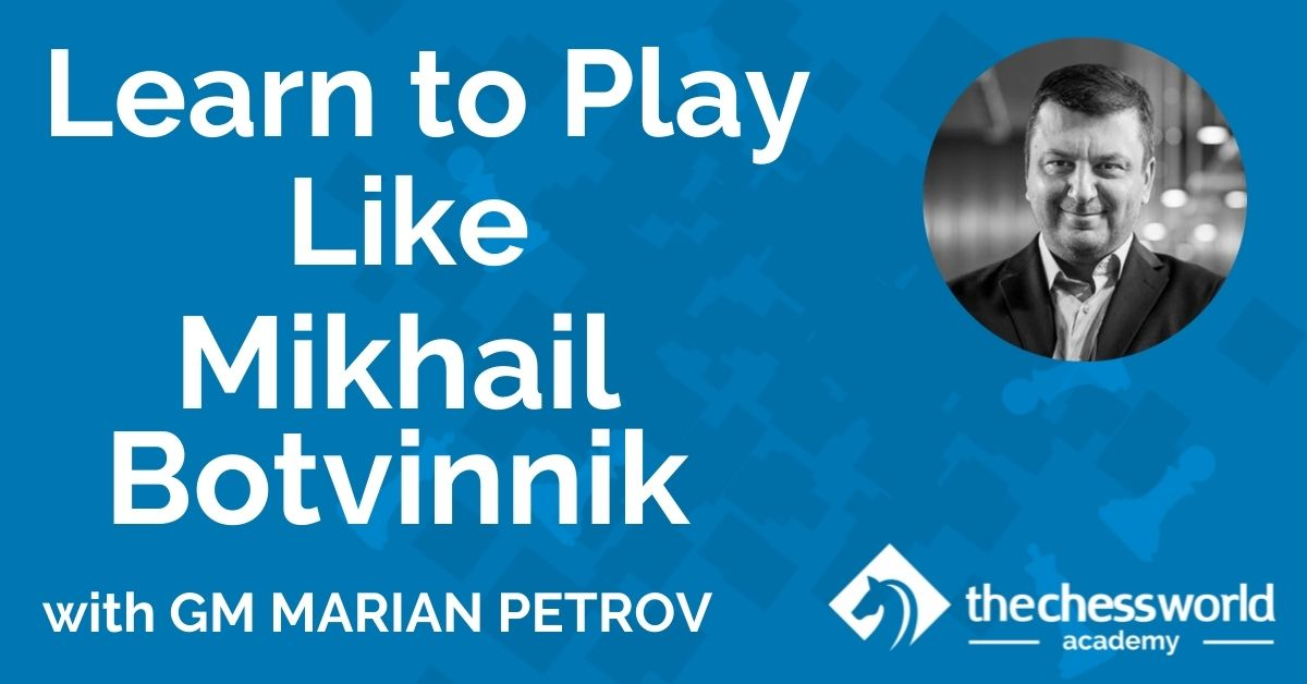Learn-to-Play-Like-Botvinnik
