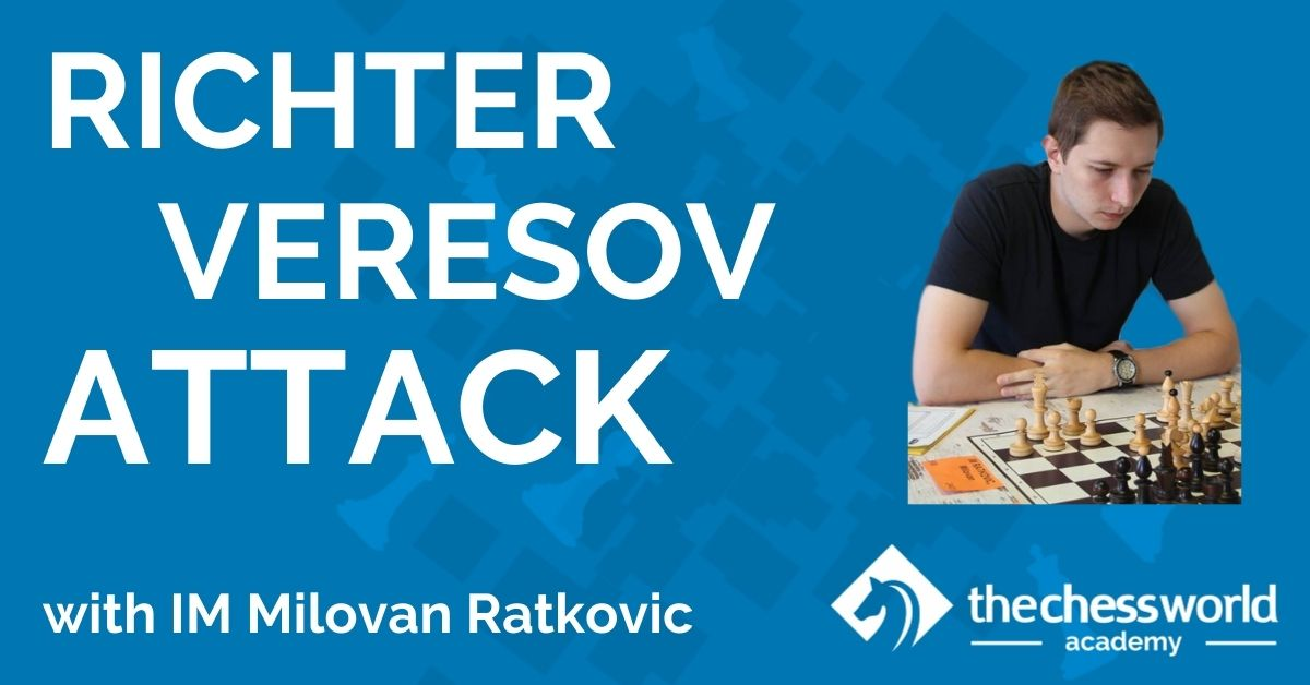 richter veresov attack