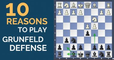 10 Reasons to Play the Grunfeld Defense