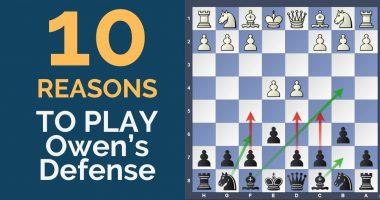 10 Reasons to Play Owen's Defense