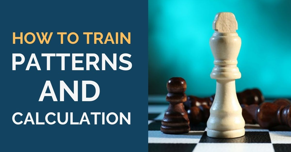 how to train patterns calculation