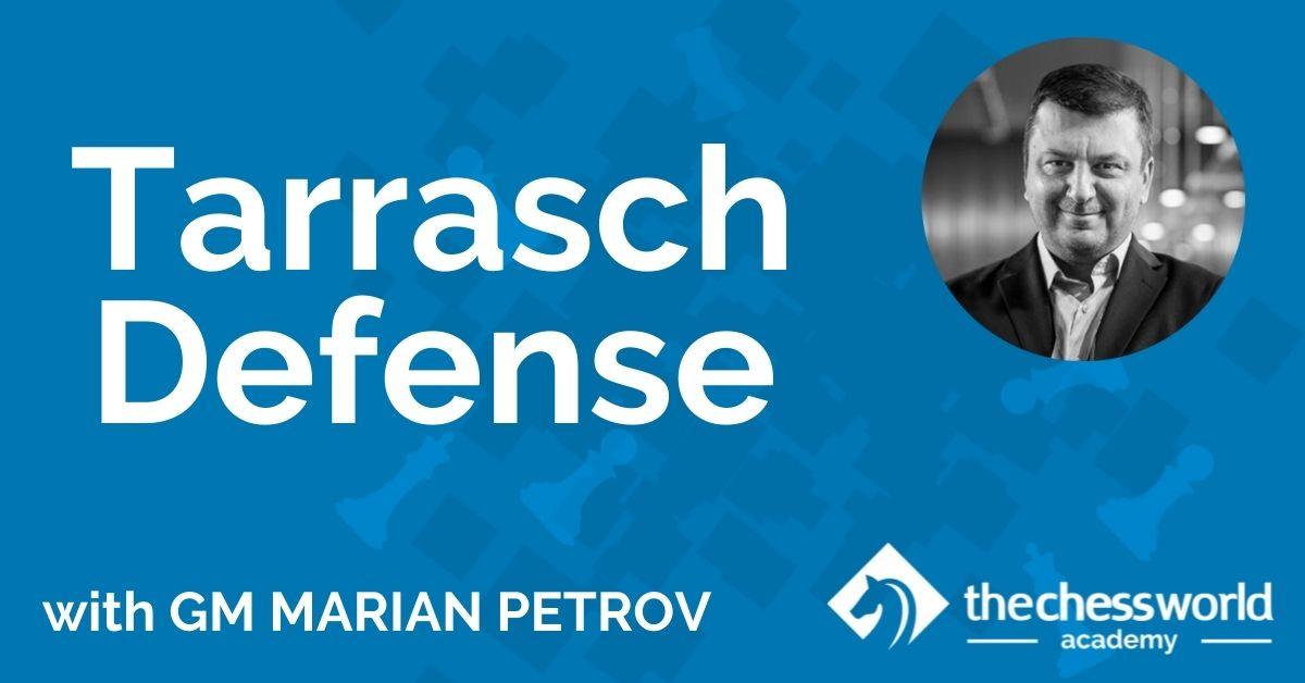 tarrasch defense