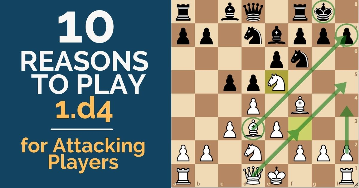 10 reasons to play 1d4 attacking