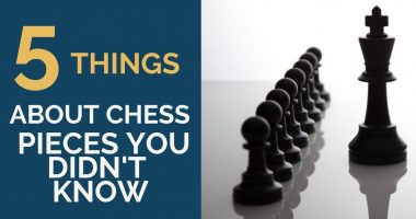 5 Things About Chess Pieces You Didn't Know